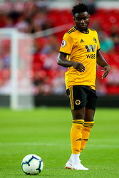 Bright Enobakhare of Wolverhampton Wanderers - Mandatory by-line: Robbie Stephenson/JMP - 25/07/2018 - FOOTBALL - Bet365 Stadium - Stoke-on-Trent, England - Stoke City v Wolverhampton Wanderers - Pre-season friendly