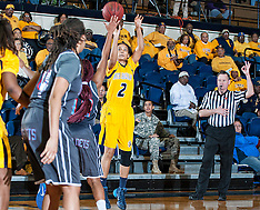 2013-14 A&T Women's Basketball vs Delaware State