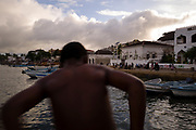 Daily life in Lamu, Kenya, one of the last and most intact Swahili settlements along the East African coast.