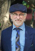 Steven Spielberg, The BFG - UK film premiere, Leicester Square Gardens, London UK, 17 July 2016, Photo by Richard Goldschmidt
