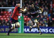 Leicester Tigers v Munster - 17 Dec 2017
