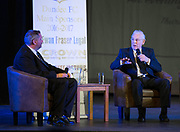 Lawrie Smith tells compere Kenny Ross a championship season tale - Dundee FC night of champions at the Whitehall Theatre, Dundee, Photo: David Young<br /> <br />  - &copy; David Young - www.davidyoungphoto.co.uk - email: davidyoungphoto@gmail.com