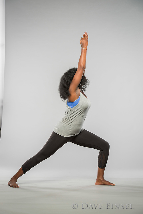 Yoga poses for PureEdge, October 26, 2016.