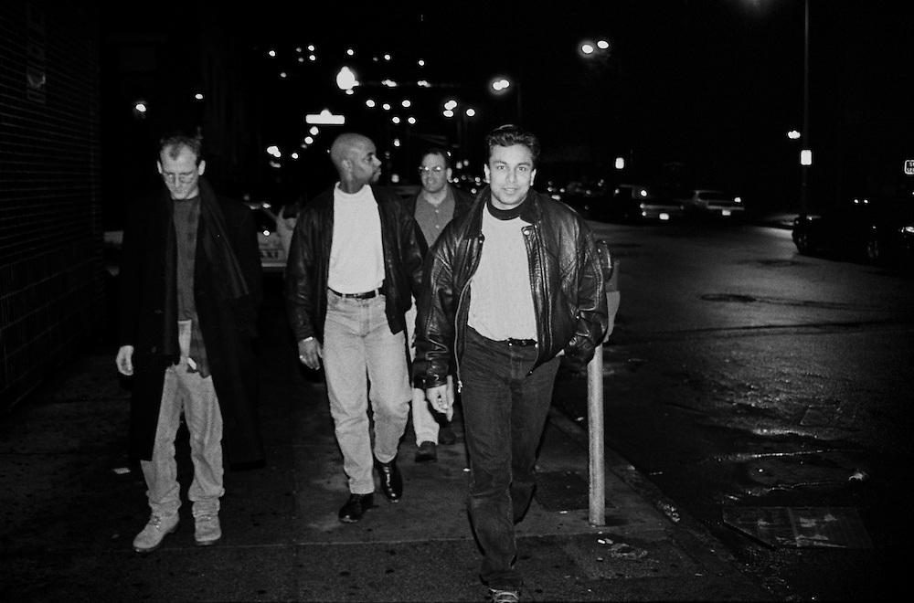 Mike, Ernie, Dio & Raj