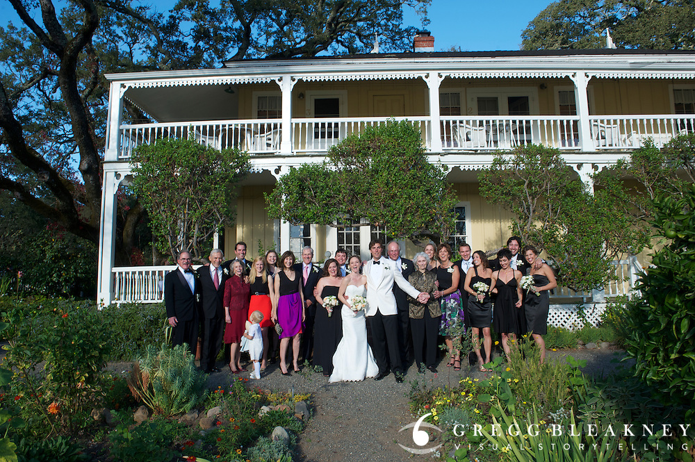 Brett Dewey and Morgan Allen Wedding - Glen Ellen - CA  Brett Dewey and Morgan Allen Wedding - Glen Ellen - CA
