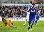 Swansea City v Chelsea 170115
