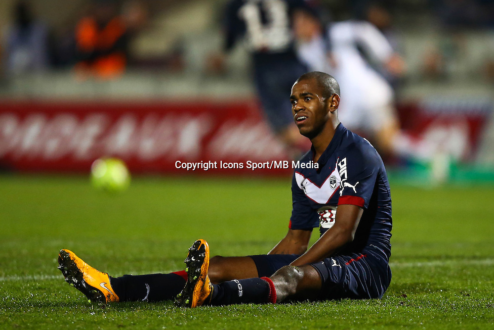 Diego Rolan - 16.01.2015 - Bordeaux / Nice - 21e journee Ligue 1<br />