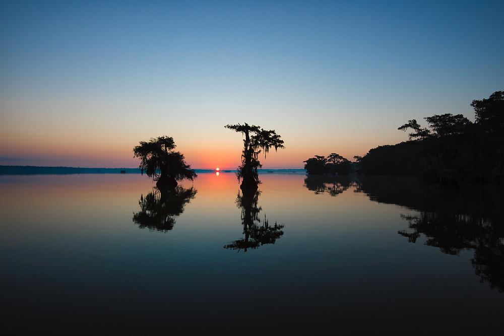 Sunrise Lake Dauterive