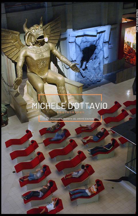 Museo del Cinema all'interno della Mole Antonelliana
