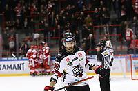 2020-03-07   Ljungby, Sverige: Bodens HF (80) Henri Tamminen deppar under matchen i Hockeyettan mellan IF Troja/Ljungby och Bodens HF i Ljungby Arena ( Foto av: Fredrik Sten   Swe Press Photo )<br /> <br /> Nyckelord: Ljungby, Ishockey, Hockeyettan, Ljungby Arena, IF Troja/Ljungby, Bodens HF, fstb200307, playoff, kval