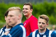 ALMERE - Hockey - Hoofdklasse competitie heren.keeper Jan van Montfoort (HDM)  ALMERE-HDM (4-2). HDM degradeert. ) COPYRIGHT KOEN SUYK