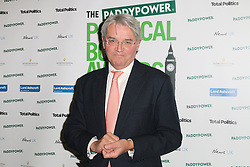 © Licensed to London News Pictures. 19/03/2014, UK. Andrew Mitchell, Political Book Awards, BFI IMAX, London UK, 19 March 2014. Photo credit : Richard Goldschmidt/Piqtured/LNP