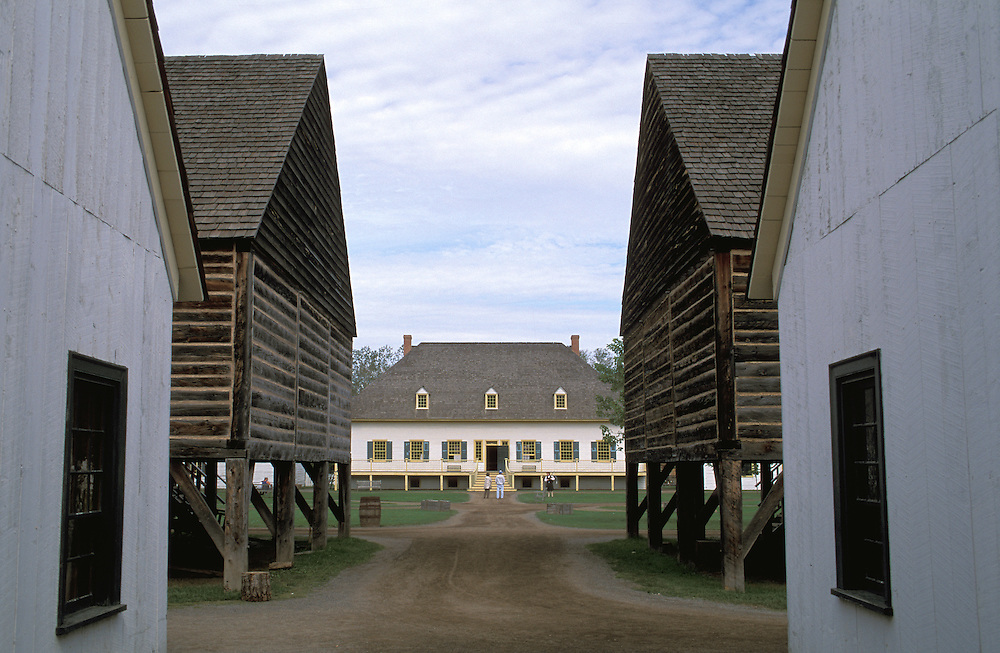 Old Fort William, Thunder Bay, Ontario, Canada