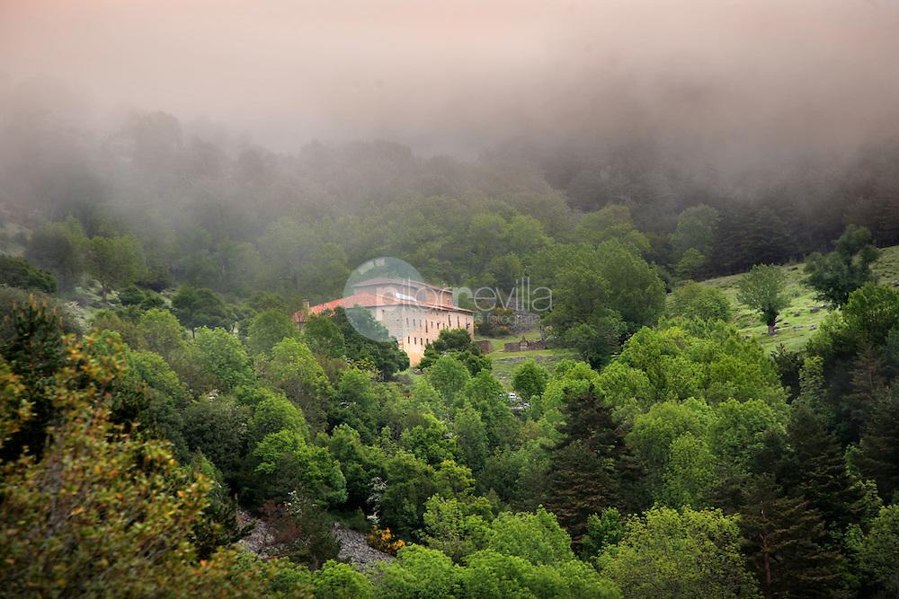 Ermita de Lomo de Orio. La Rioja ©Daniel Acevedo / PILAR REVILLA