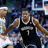 11-28 Nets at Celtics