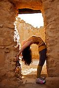 Hagar: Masada Backbend