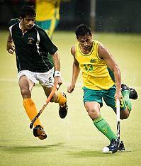 Malaysia-Hockey, Australia v Pakistan