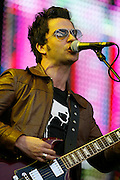 T In The Park  2008..11/07/08..Kelly Jones of the Stereophonics entertains the crowd during the First day of this years, T IN THE PARK  Scotand's Premier Music Festival now in it's 14th year, and still going strong since 1994. The first 3 years were held at Strathclyde Country Park, but in 1997 moved to Balado near Kinross . At This years T in the Park, Balado - By Kinross today...Picture by Mark Davison & Alex Todd / Universal News & Sport