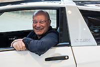 C-Zen: cette nouvelle voiture &eacute;cologique et non-polluante fonctionnant &agrave; l'&eacute;lectricit&eacute; verra le jour officiellement le 31 mars.<br /> Herv&eacute; Arnaud, CEO
