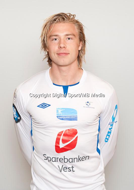 Fotball , Tippeligaen 2013 , Eliteserien , portrett , portretter , Haugesund , Alexander S&oslash;derlund<br /> Foto: Astrid M. Nordhaug