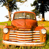 Old Cheverolet Truck