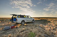 Vehicle camping in SW Idaho