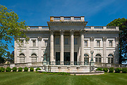 Marble House, Mansion, Newport, Rhode Island, USA