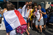 Sports - World Cup 2018: Celebrations in France