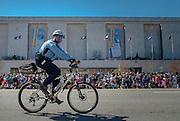 DC Police Bike Patrol 2015 DC Cherry Blossom Parade