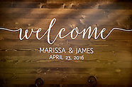 Marissa (Hancock) Prigge Wedding - April 2016