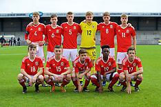 170924 Wales U16 v Gibraltar U16