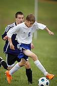 MCHS JV Boys Soccer vs Strasburg
