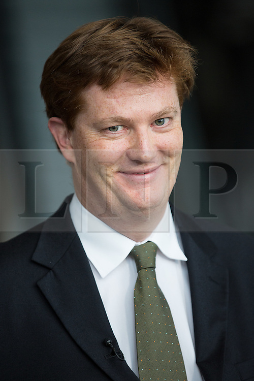 © Licensed to London News Pictures . 04/10/2014 . Glasgow , UK . Treasury Secretary DANNY ALEXANDER at the Liberal Democrat Party Conference at the Scottish Exhibition and Conference Centre in Glasgow . Photo credit : Joel Goodman/LNP