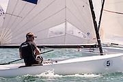 Josh JUNIOR (NZL24), Finn Gold Cup 2015, Takapuna, Auckland New Zealand. 26/11/2015