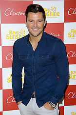OCT 26 2013 Mark Wright signs copies of his new Calendar
