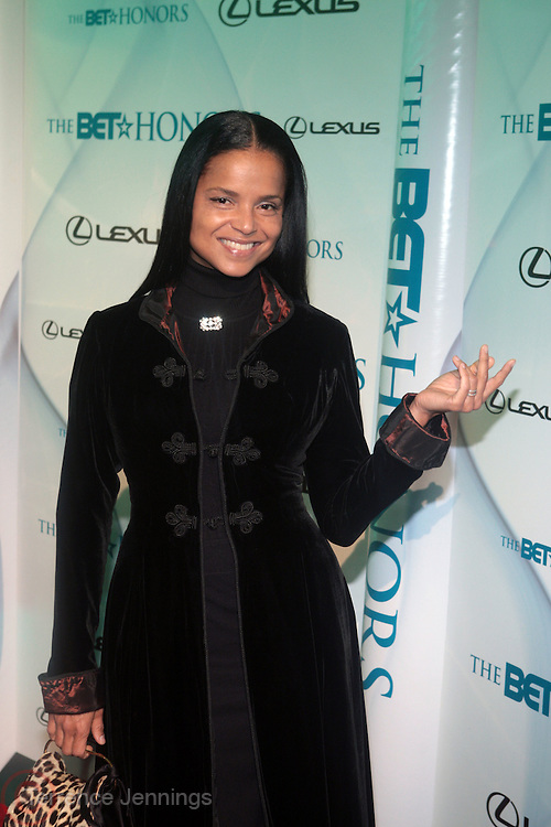 Victoria Rowell at The 2010 BET Honors sponsored by Lexus held at The Warner Theater on January 16, 2010 in Washington, D.C.