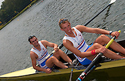 2006, U23 Rowing Championships,Hazewinkel, BELGIUM Sunday, 23.07.2006. Photo  Peter Spurrier/Intersport Images email images@intersport-images.com..[Mandatory Credit Peter Spurrier/ Intersport Images] Rowing Course, Bloso, Hazewinkel. BELGUIM