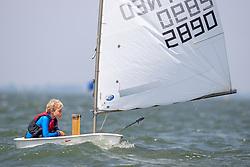 KNZRV Muiden combi regatta, 24 June 2019, Muiden, The Netherlands