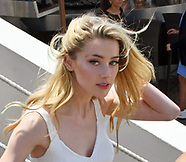 Amber Heard Out & About In Cannes