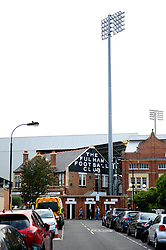 A general view of Craven Cottage as Bristol Rovers play Fulham in the Carabao cup - Mandatory by-line: Dougie Allward/JMP - 22/08/2017 - FOOTBALL - Craven Cottage - Fulham, England - Fulham v Bristol Rovers - Carabao Cup