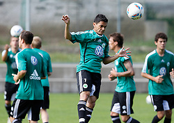 19.07.2011, Bad Kleinkirchheim, AUT, Fussball Trainingscamp VFL Wolfsburg, im Bild Josue , EXPA Pictures © 2011, PhotoCredit: EXPA/Oskar Hoeher