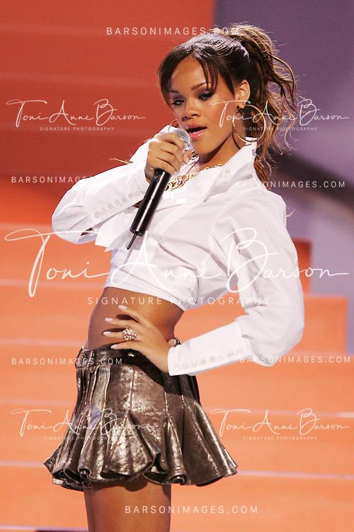 Rihanna (Photo by Tony Barson/WireImage)