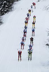 30.12.2011, DKB-Ski-ARENA, Oberhof, GER, Viessmann FIS Tour de Ski 2011, Pursuit/ Verfolgung Herren im Bild Übersicht . // during of Viessmann FIS Tour de Ski 2011, in Oberhof, GERMANY, 2011/12/30  .. EXPA Pictures © 2011, PhotoCredit: EXPA/ nph/ Hessland..***** ATTENTION - OUT OF GER, CRO *****