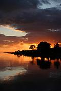 Sunrise  in Kenmare, County Kerry(West coast of Ireland).