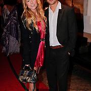 NLD/Den Haag/20110117 - Premiere film Sonny Boy, Jennifer Ewbank en partner