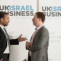 (C) Blake Ezra Photography <br /> UK Israel Business at BDO Baker Street with Yoni and Mor Assia.
