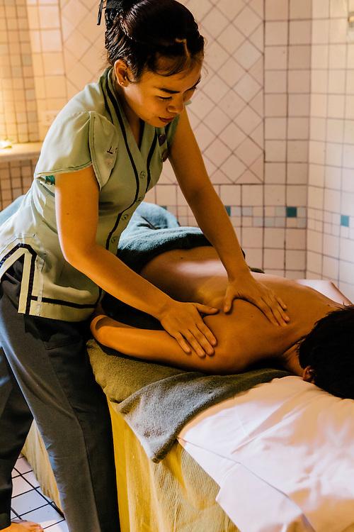 Signature Massage at Chiva Som