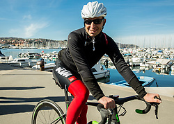 Valter Bonca during the UCI Class 1.2 professional race 4th Grand Prix Izola, on February 26, 2017 in Izola / Isola, Slovenia. Photo by Vid Ponikvar / Sportida