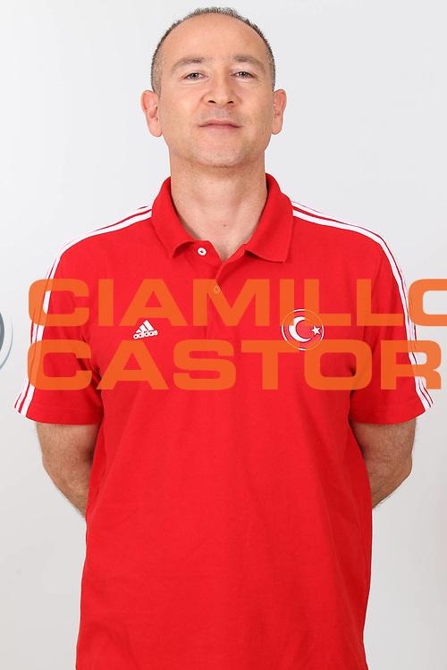 DESCRIZIONE : Ankara Turkey FIBA Olympic Qualifying Tournament for Women 2012<br /> GIOCATORE : Ceyhun YLDIZOGLU<br /> SQUADRA : Turkey Turchia<br /> EVENTO :  FIBA Olympic Qualifying Tournament for Women 2012<br /> GARA : <br /> DATA : 24/06/2012<br /> CATEGORIA : head shot coach<br /> SPORT : Pallacanestro <br /> AUTORE : Agenzia Ciamillo-Castoria/ElioCastoria<br /> Galleria : FIBA Olympic Qualifying Tournament for Women 2012<br /> Fotonotizia : Ankara Turkey FIBA Olympic Qualifying Tournament for Women 2012<br /> Predefinita :