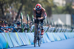 COLLINS Patricia, USA, Para-Triathlon, PT4 at Rio 2016 Paralympic Games, Brazil